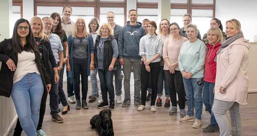 Das RTS Scholz Team